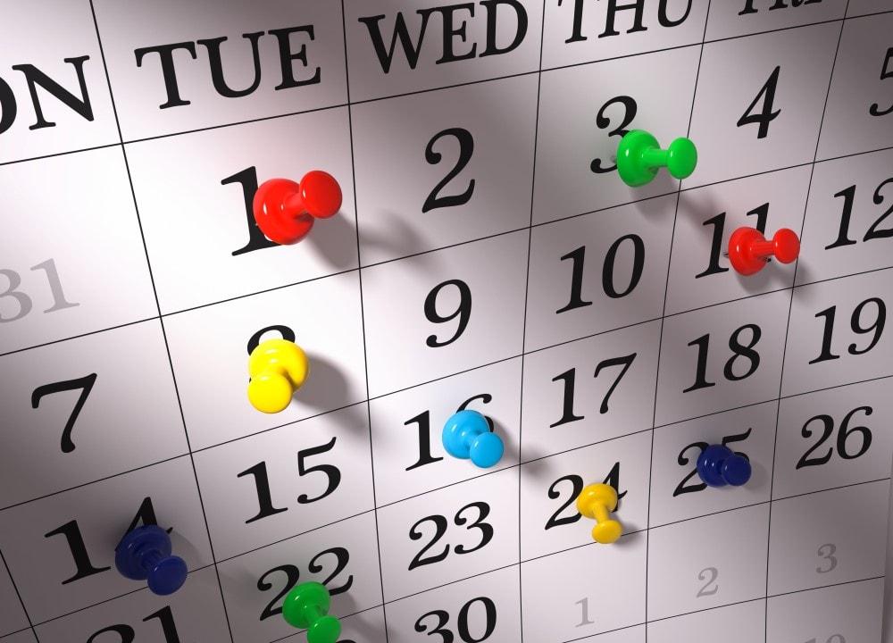 Calendarul lunii | Cursuri si workshopuri Training.EXE