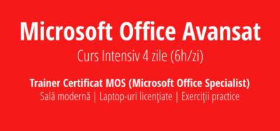 Microsoft Office Avansat Intensiv Training exe