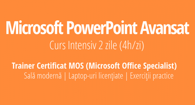 Curs PowerPoint Avansat Training.Exe