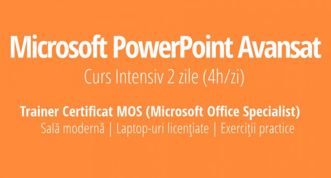 Curs PowerPoint Avansat Training.Exe