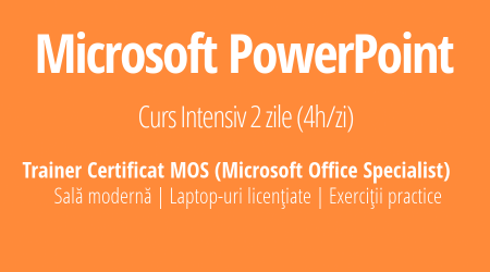 Curs Microsoft PowerPoint Training.EXE
