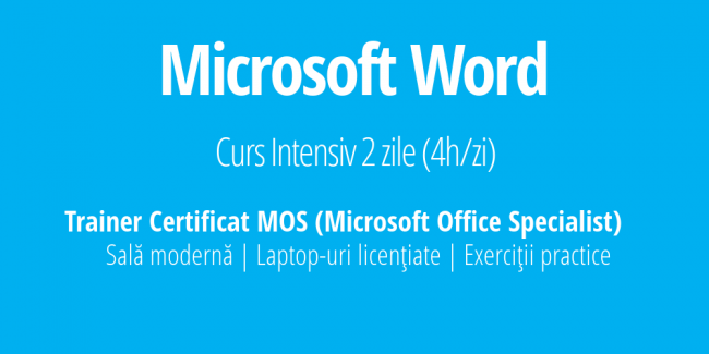 Curs microsoft word Training.EXE