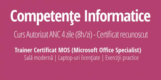 Curs Competente Informatice Autorizat ANC Training.EXE