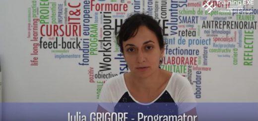 Iulia Grigore
