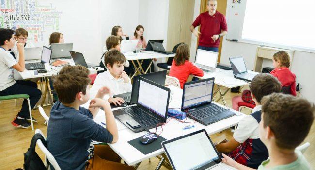 Curs de programare pentru copii
